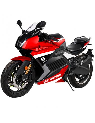 Moto eléctrica 125cc GZ Razing 5000W/75AH