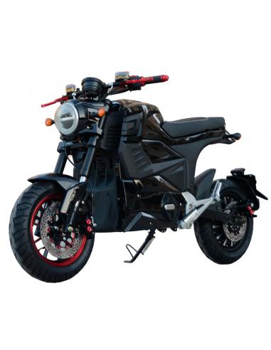 Moto eléctrica 125cc Black Razer 4000W