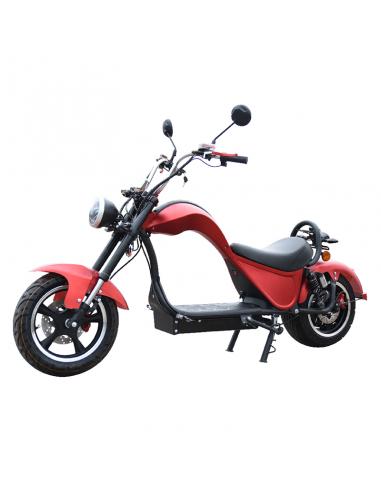Ciclomotor eléctrico CitiyCoco Cobra 2000W/24Ah