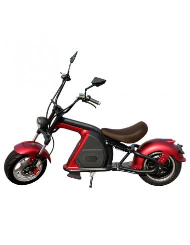 Ciclomotor eléctrico E-Custom 49e 2000W