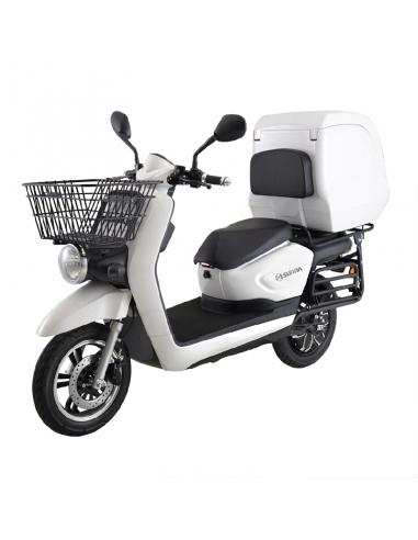 Ciclomotor eléctrico Sunra Cargoo con doble batería 3000W