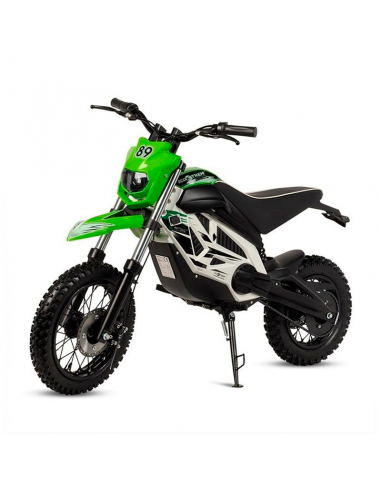 Moto Cross Eléctrica Infantil 1000W
