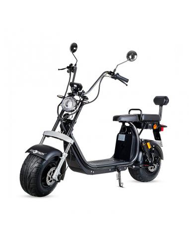 Moto eléctrica matriculable 1500W Maverick II Citycoco