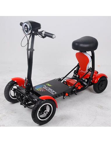 Scooter eléctrico plegable para personas con movilidad reducida