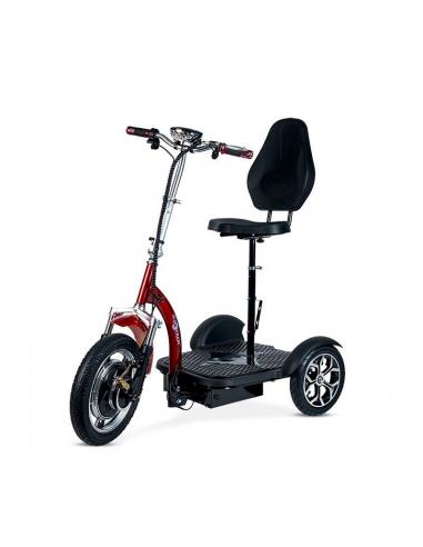 Triciclo eléctrico para personas con movilidad reducida